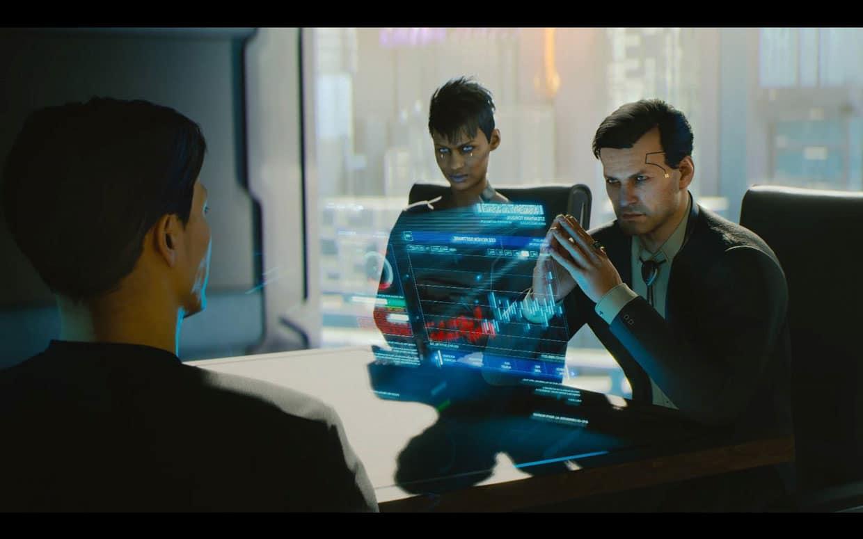Cyberpunk 2077 image trailer