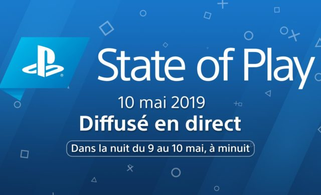 Annonce State of Play communication Sony