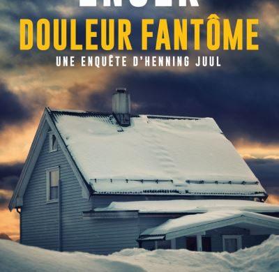 Douleur Fantôme édition poche couverture