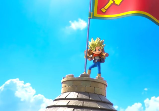 Dragon Quest Builders 2 - Au sommet