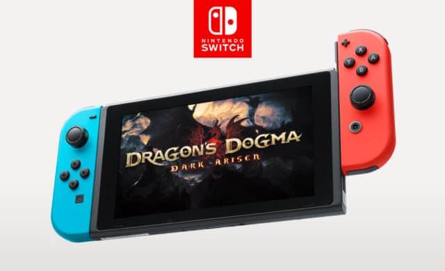 Dragon's Dogma: Dark Arisen version Switch