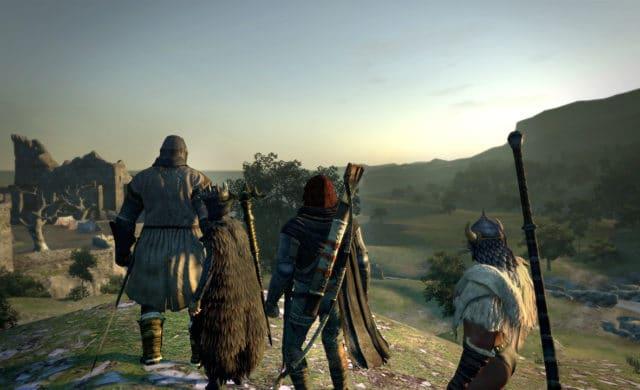 Dragon's Dogma: Dark Arisen équipe pions