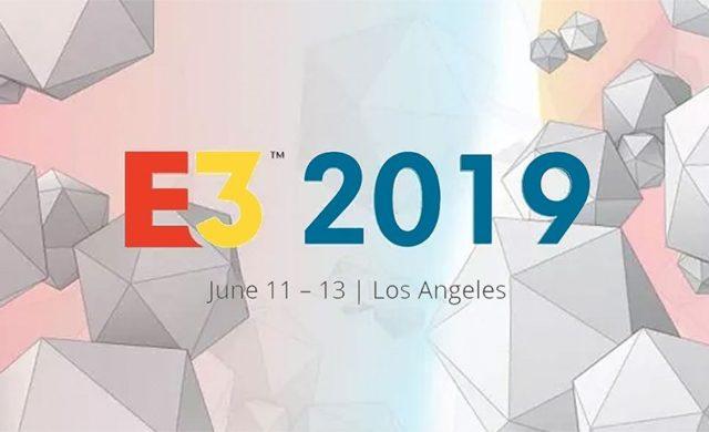 E3 2019 dates lieu