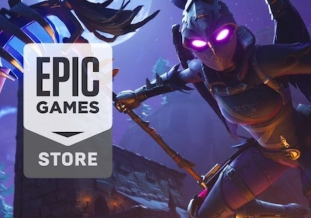Affiche Epic Games Store