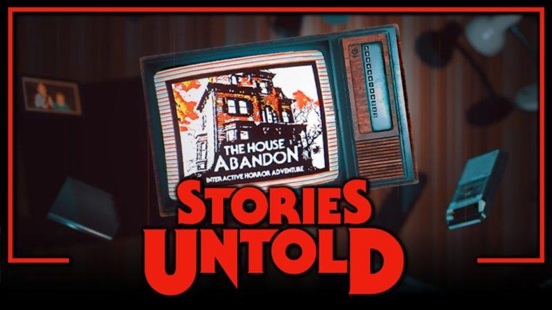 Affiche stories Untold epic games