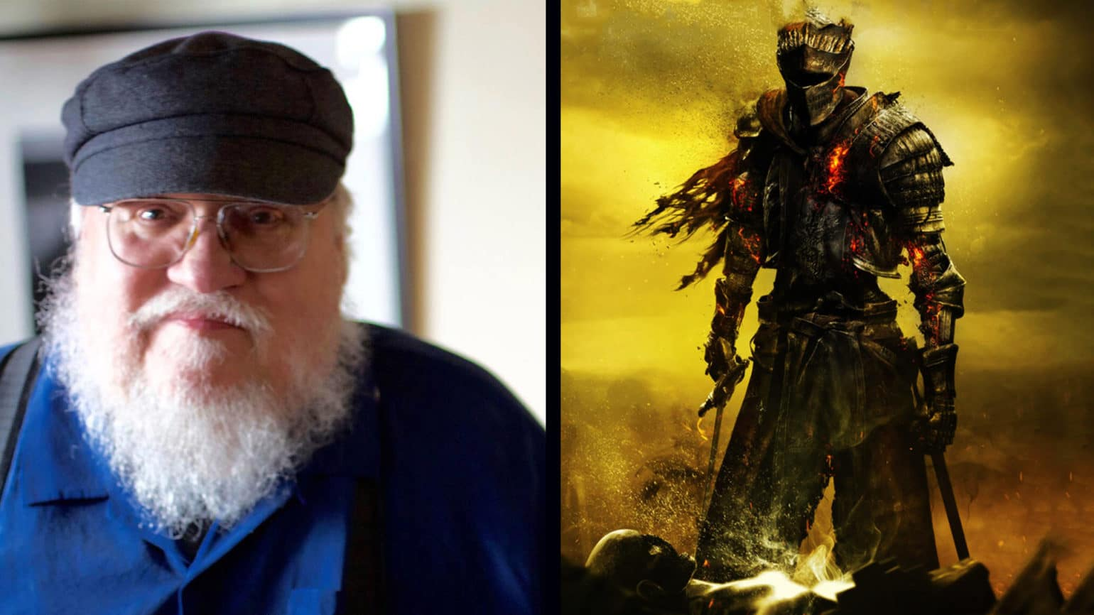 George R.R. Martin et From Software