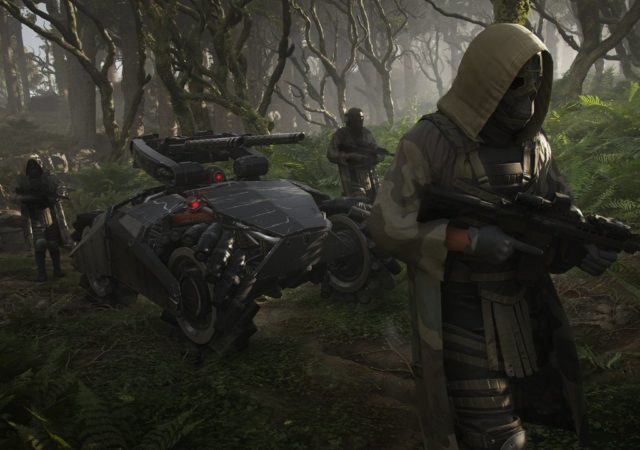 Ghost Recon Breakpoint Mission véhicules
