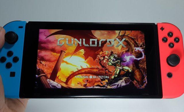 Gunlord X Switch