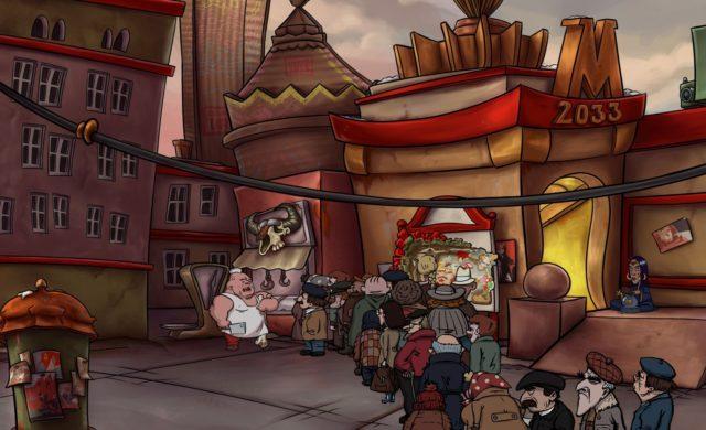 Image issue du jeu Irony Curtain