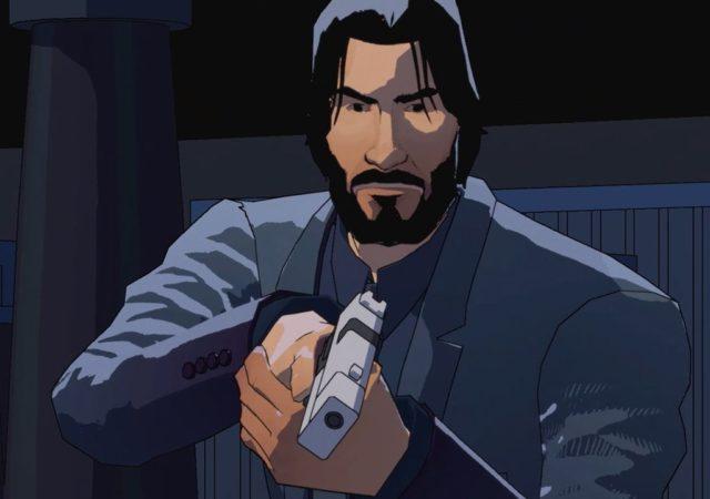 John Wick Hex keanu Reeves