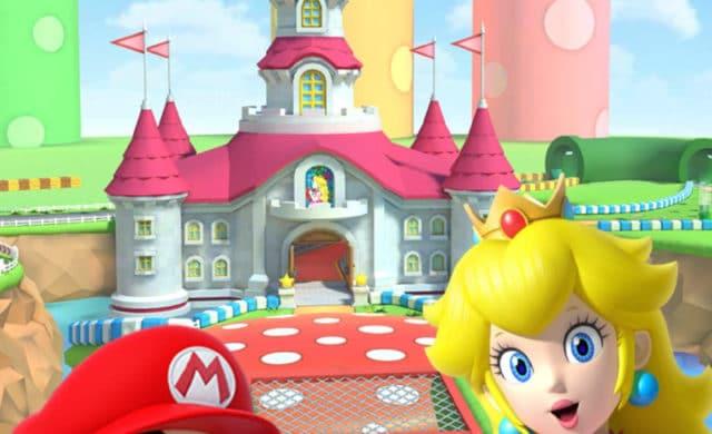 Mario Kart Tour - Now Loading