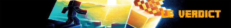 Minecraft L'île Perdue verdict