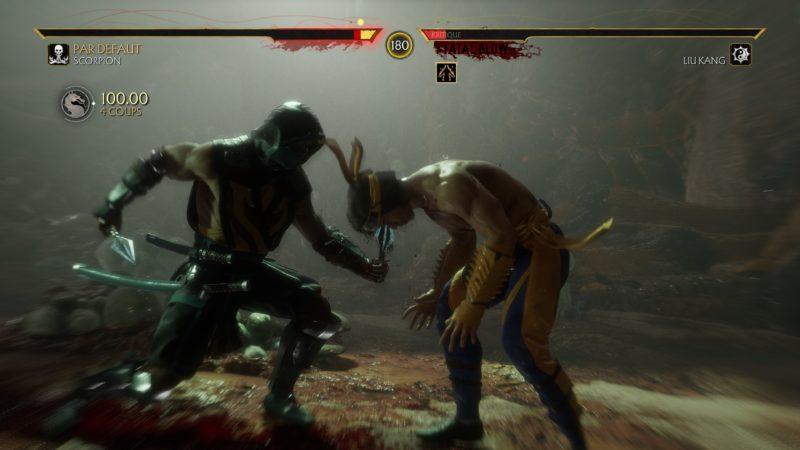 mortal kombat 11 fatal blow scorpion