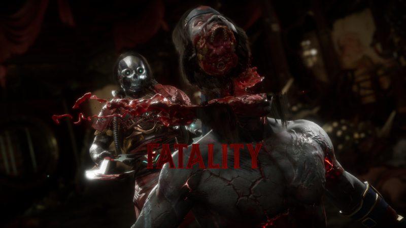 mortal kombat 11 fatality 2