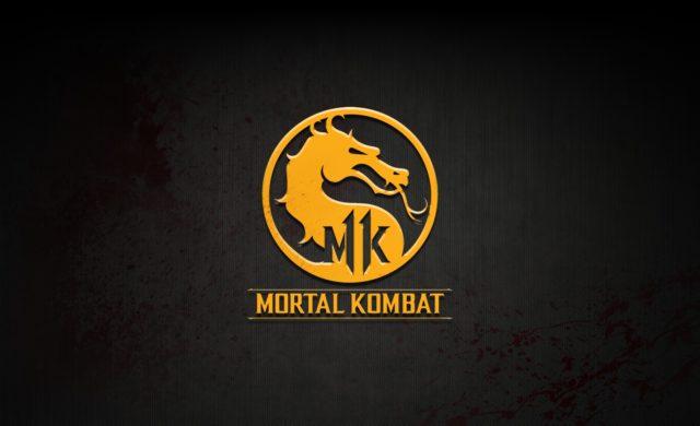 mortal kombat 11 logo dragon