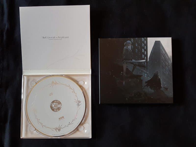 NieR Orchestral Arrangement - Album Gestalt