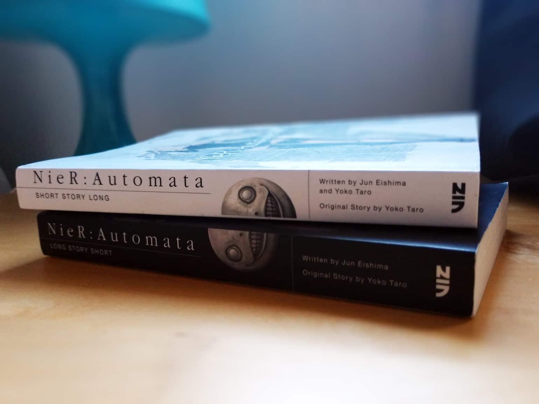 NieR: Automata Short Story Long roman tranche
