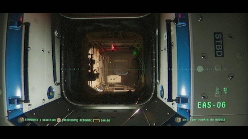 Observation couloir