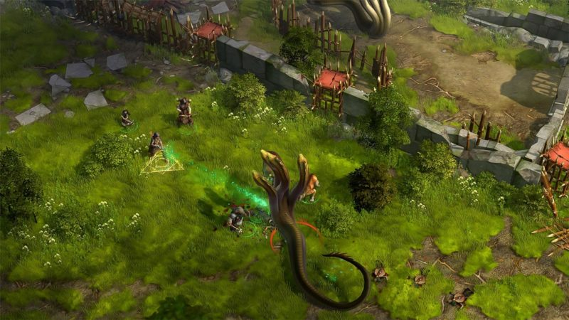 Dragon 3 têtes pathfinder kingmaker