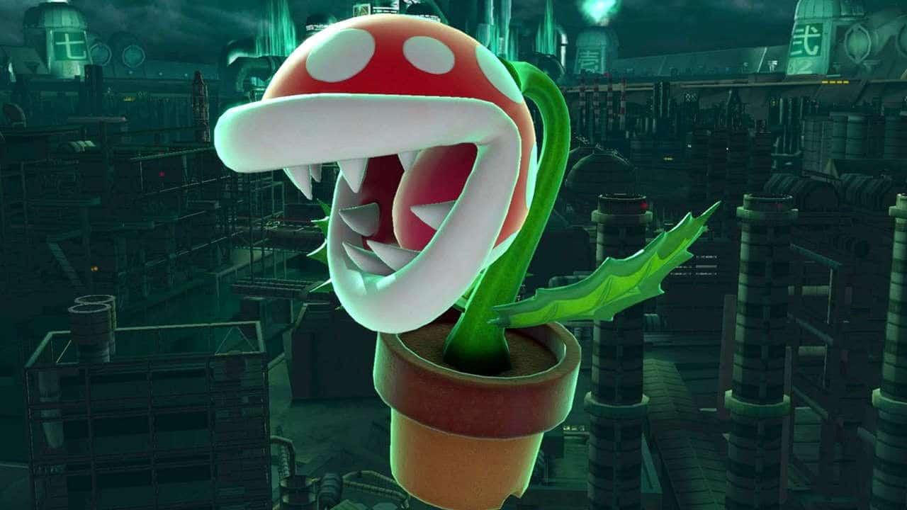 plante piranha mario tennis aces