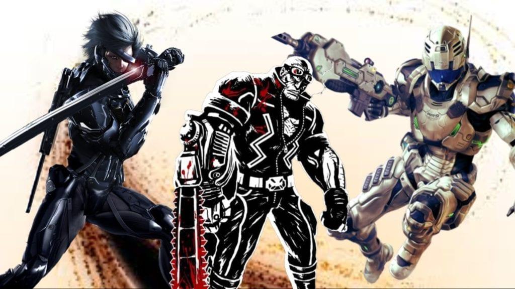 Platinum Games - foule de héros
