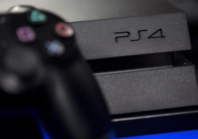 PlayStation 4 en gros plan