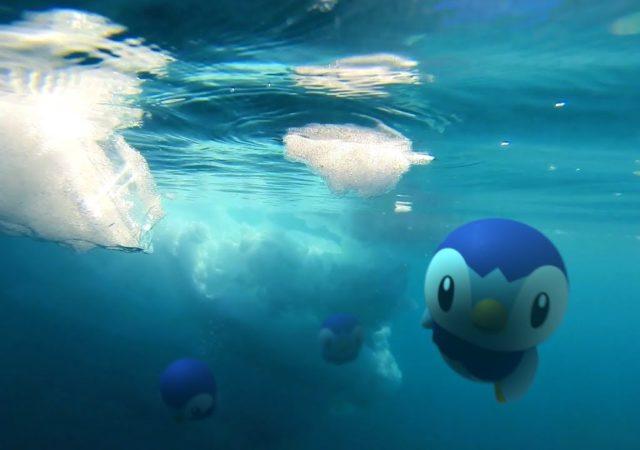 Pokémon GO - Tiplouf