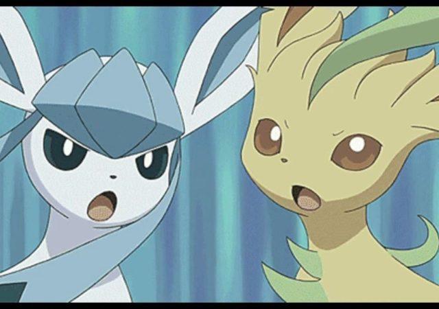 Pokémon GO - Givrali et Phyllali