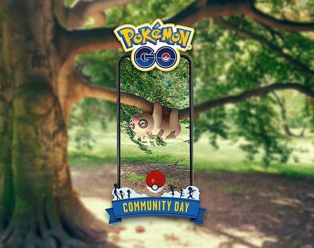 Pokémon GO - Journée Communauté Parecool