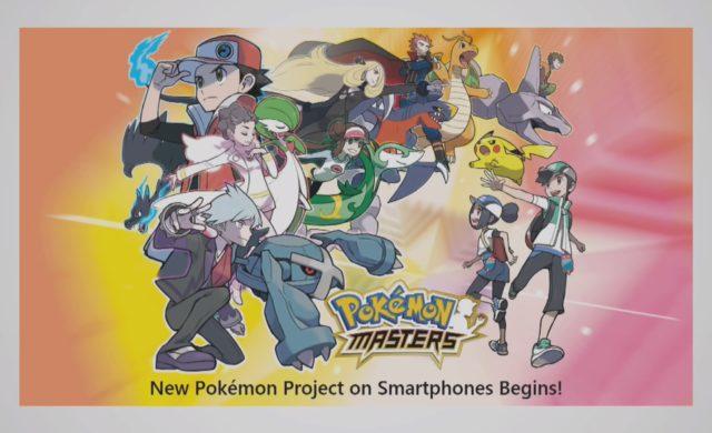 Pokémon Masters - logo
