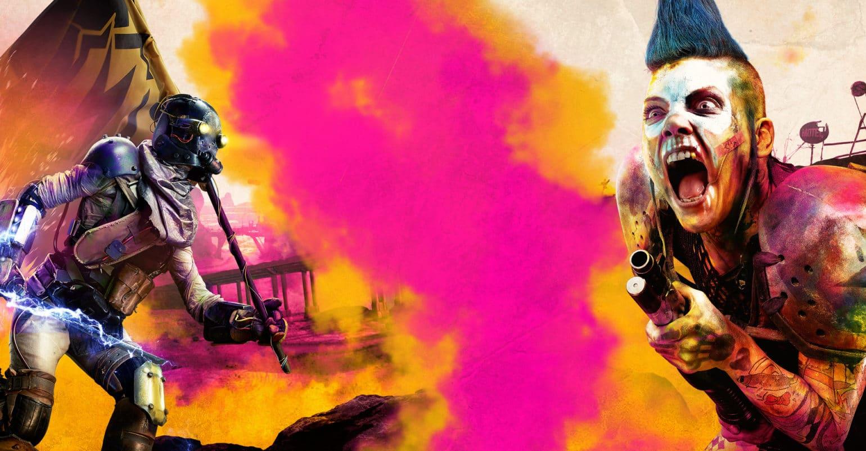 Rage 2 illustration