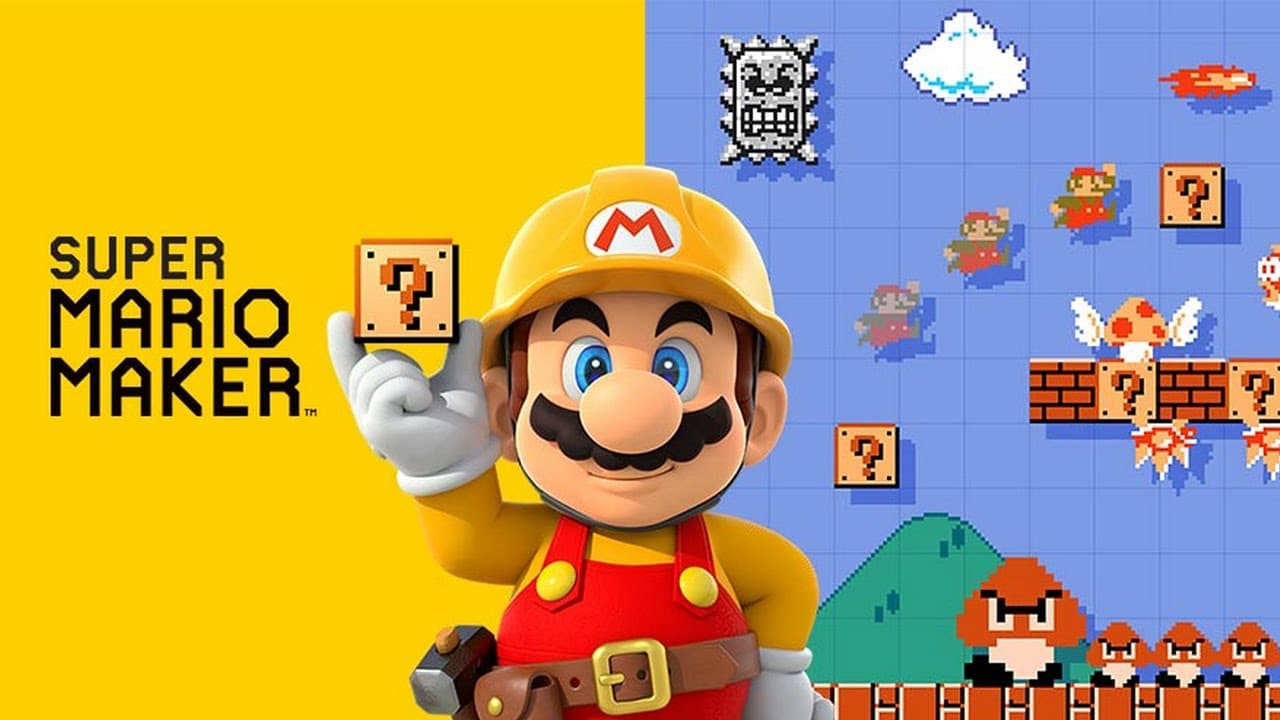 Super Mario Maker 2 - Licence en chantier
