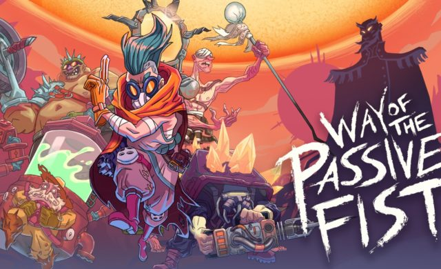Way of the Passive Fist artwork logo