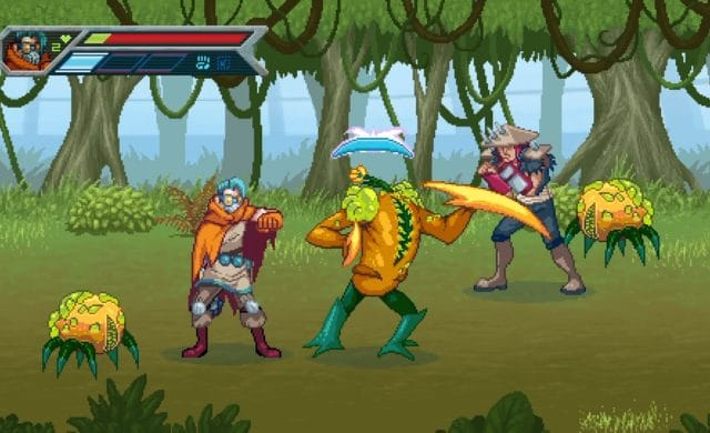 Way of the Passive Fist monstres mutants