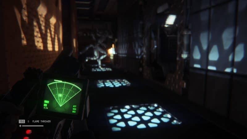 alien isolation sonnar