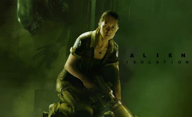 alien isolation poster