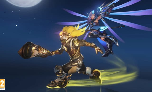 overwatch ange lucio all stars