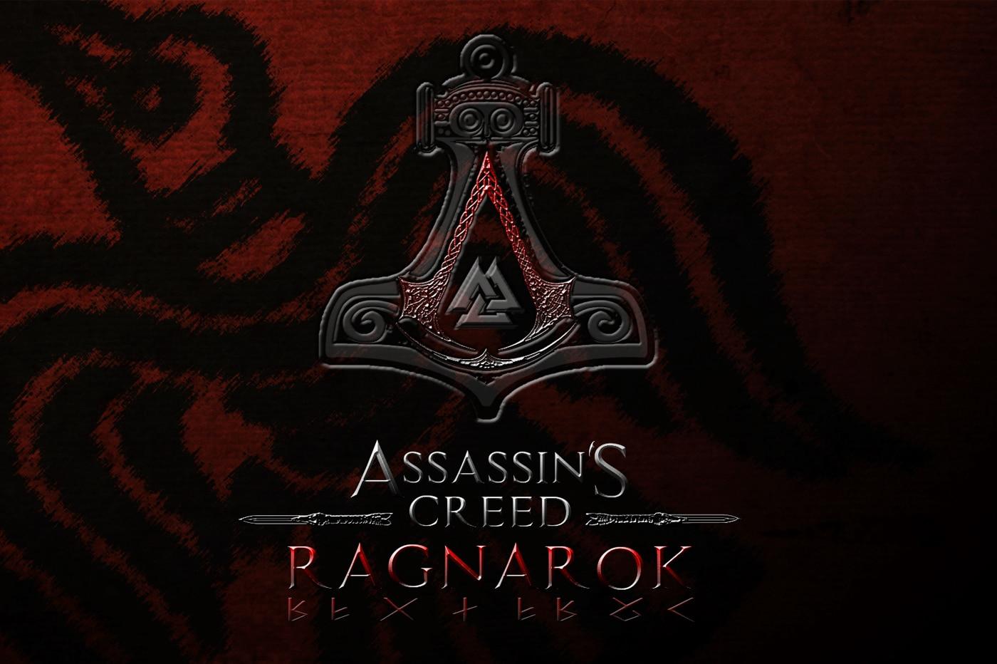 Assassin's Creed Ragnarok - Titre