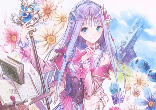 Atelier Lulua: The Scion of Arland artwork