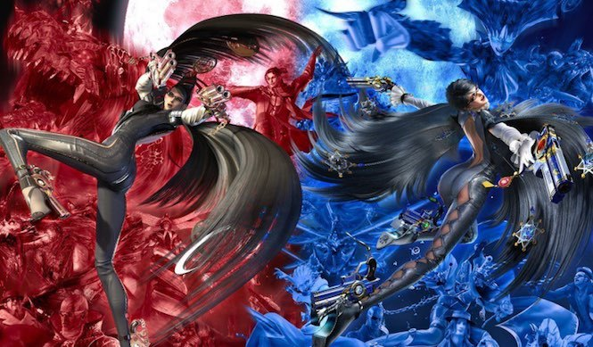 Bayonetta 3 Platinum Games illustration