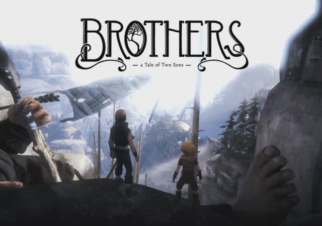 Affiche brothers a tale of two sons