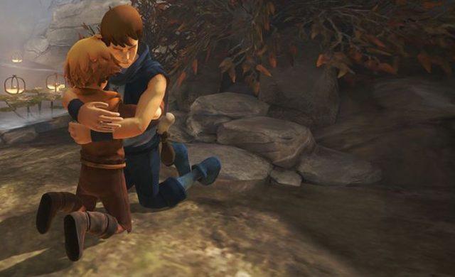 Les deux frères du jeu Brothers: Tale of Two Sons