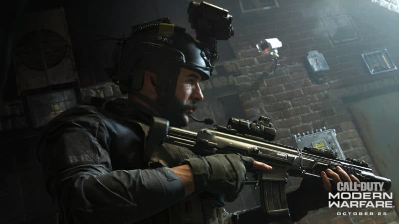 call of duty modern warfare capitaine price