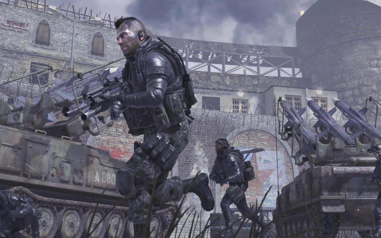 Call of duty Moder Warfare