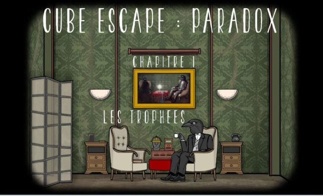 Sélection jeux mobiles Cube escape Rusty Lake