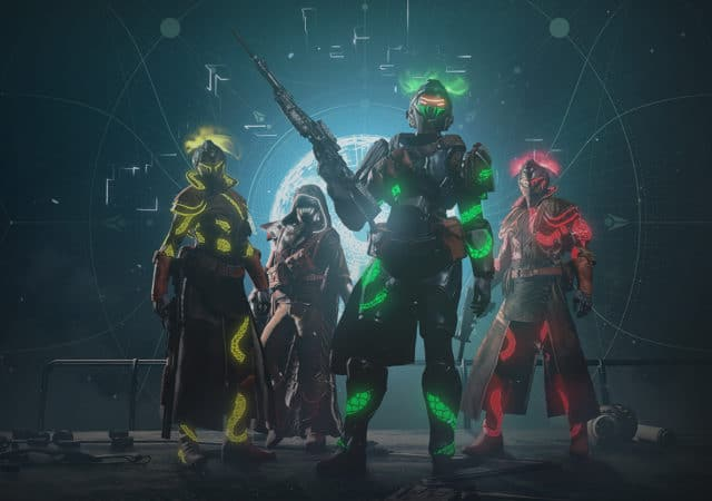 Destiny 2 gambit prime armure
