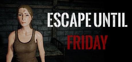 Escape until Friday page titre