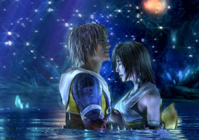 final fantasy X/X-2 - Tidus et Yuna