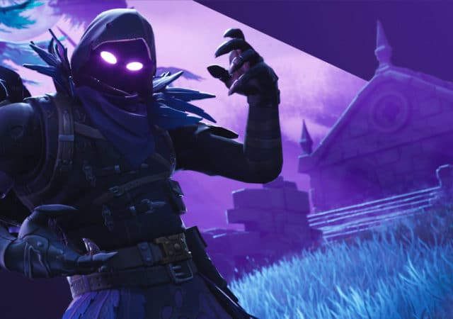 Fortnite Xbox Violet, purple