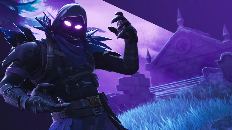 Fortnite Xbox Violet, purple